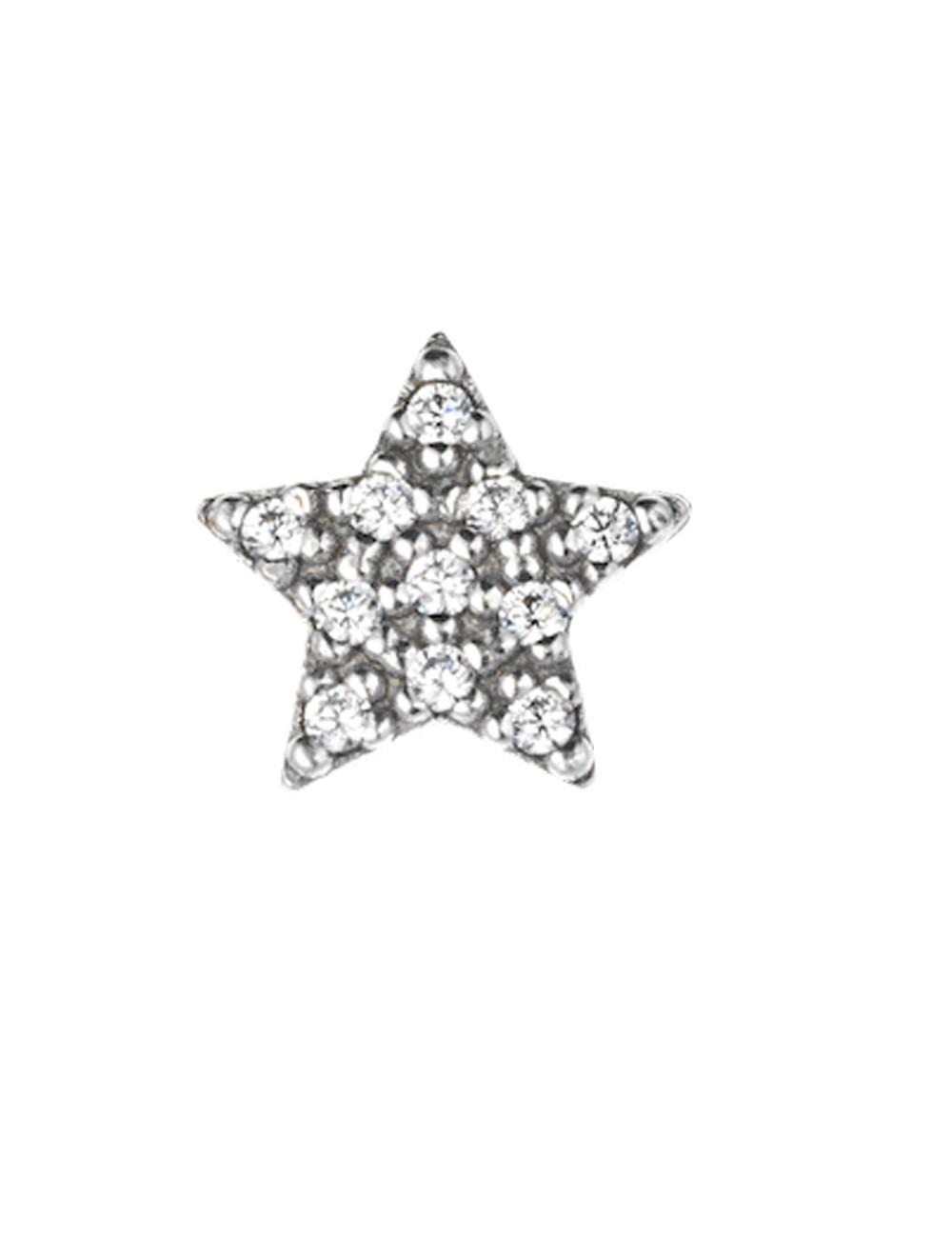 MARCELLO PANE, Elemento in Argento per gioielli componibili Stella