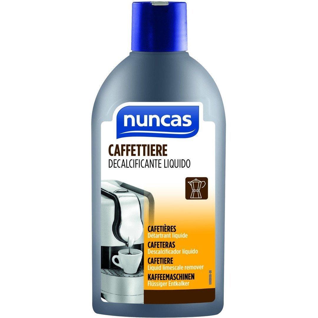 NUNCAS Caffettiere decalcificante liquido 250ml