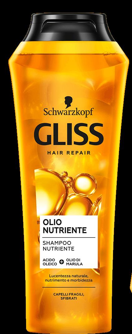 GLISS Shampoo olio nutriente 250ml
