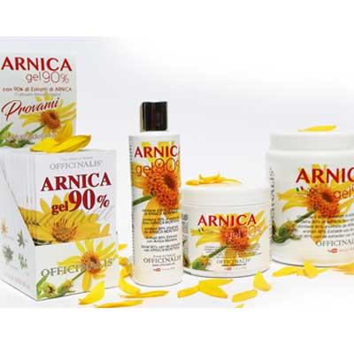 Arnica Gel 90% 250 ml