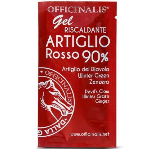 Artiglio Rosso 90% Gel Riscaldante 10 ml