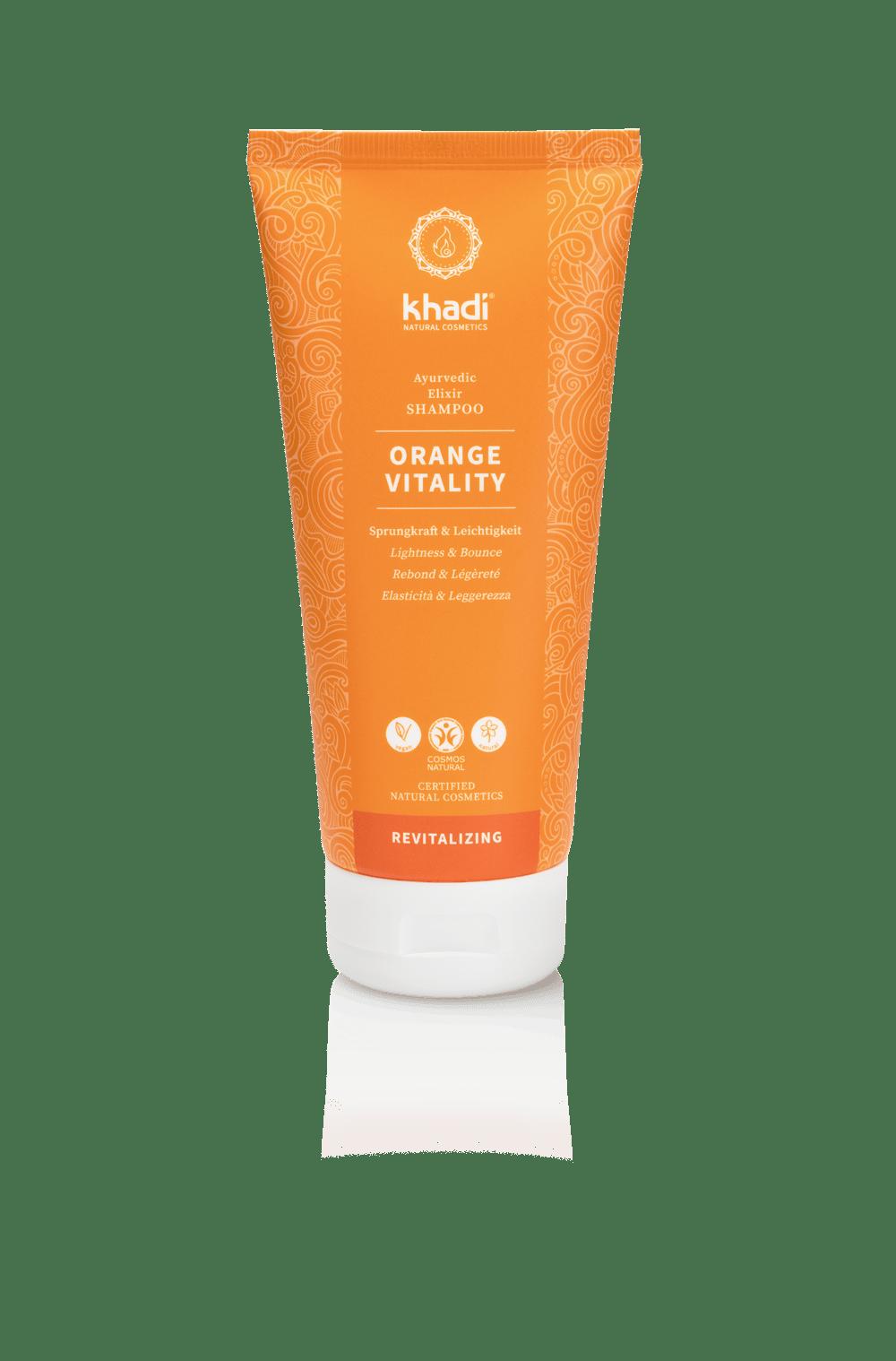 Shampoo Orange Vitality