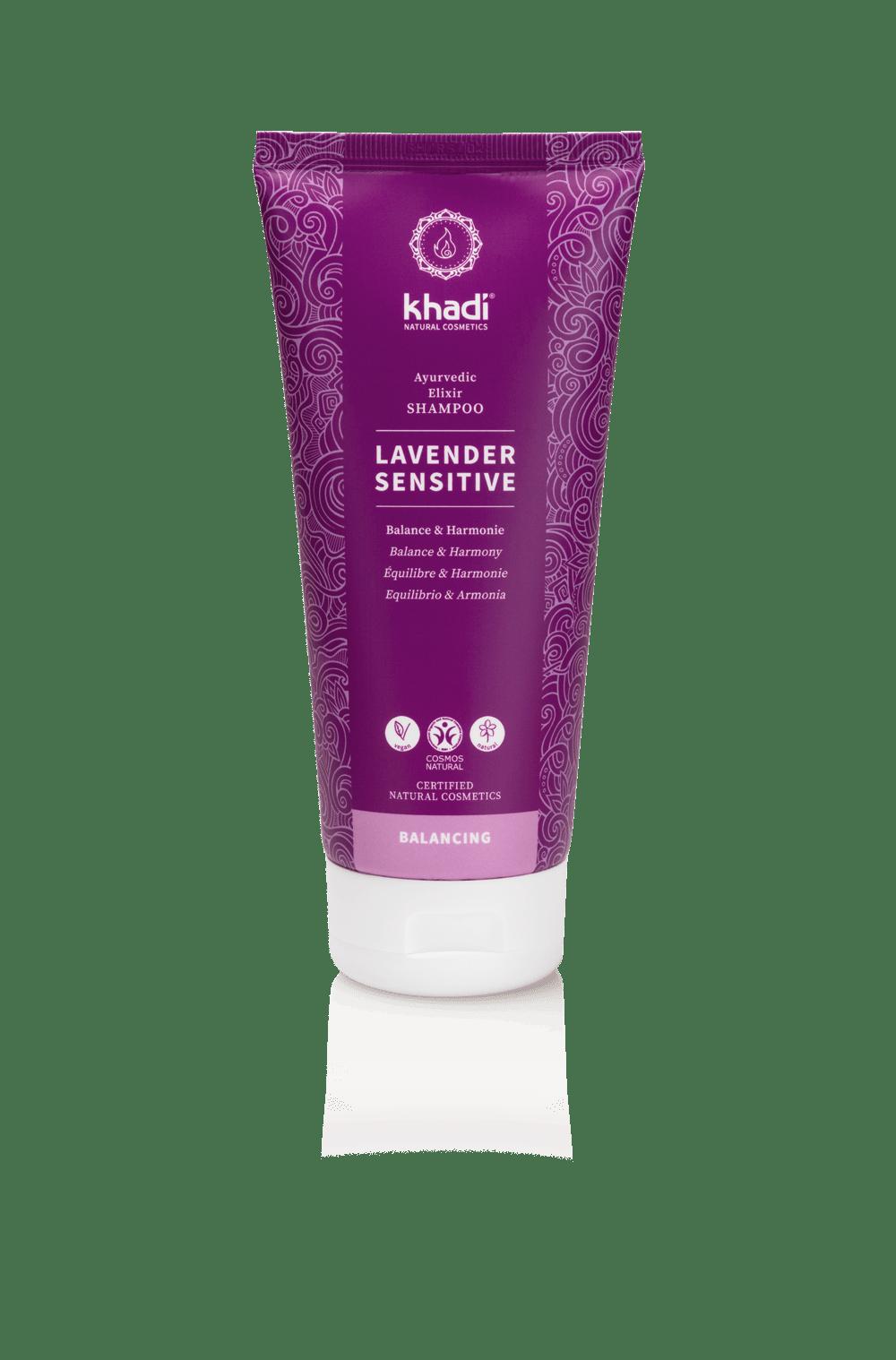 Shampoo Lavanda Sensitive