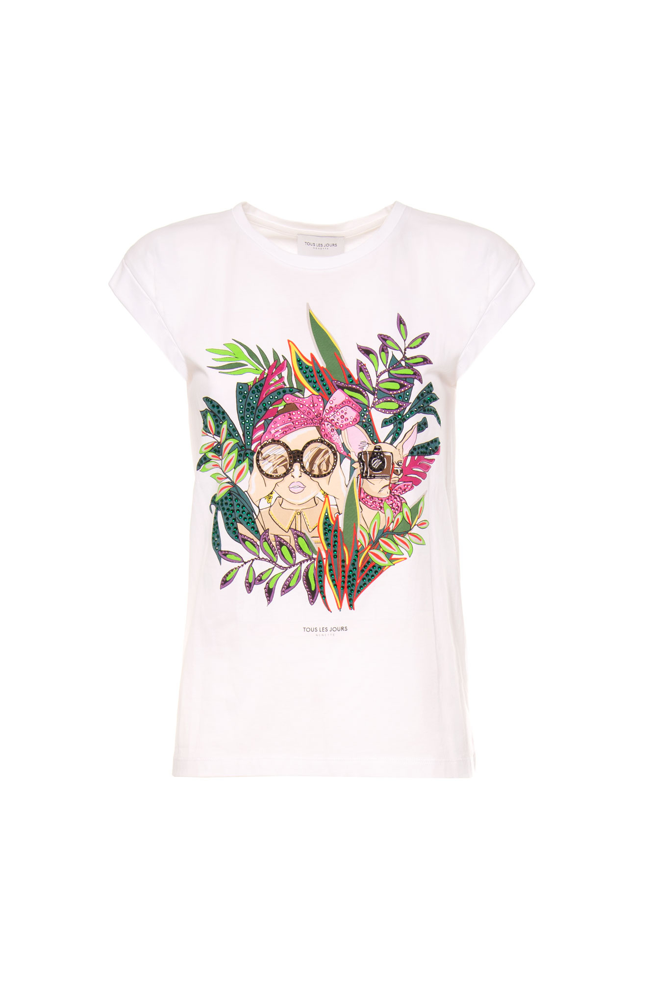 Dastin T-Shirt - NENETTE