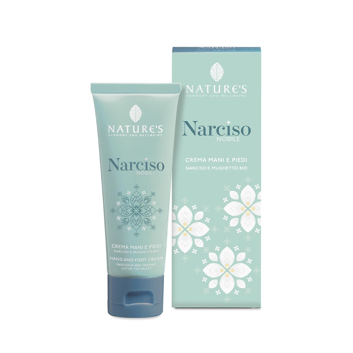 Crema Mani e Piedi Narciso Nobile