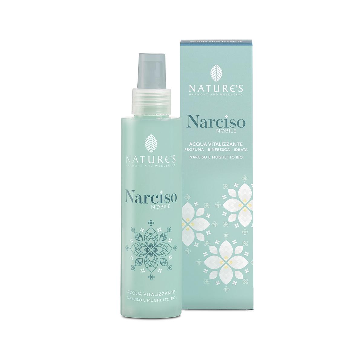 Acqua Vitalizzante Narciso Nobile