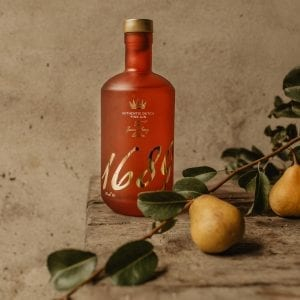 Gin 1689 Pink gin – Queen Mary Edition