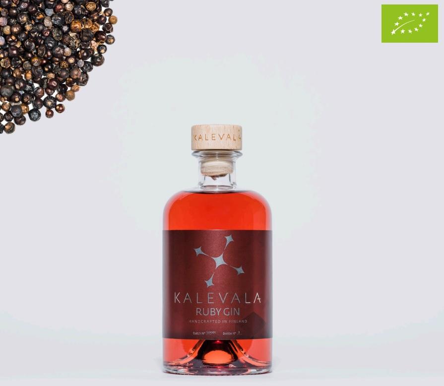KALEVALA RUBY GIN