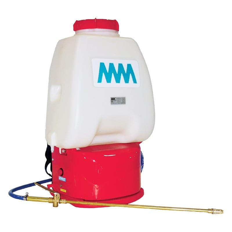 Irroratrice a spalla a batteria MMSPRAY Top Spray 20 L 12 Volt
