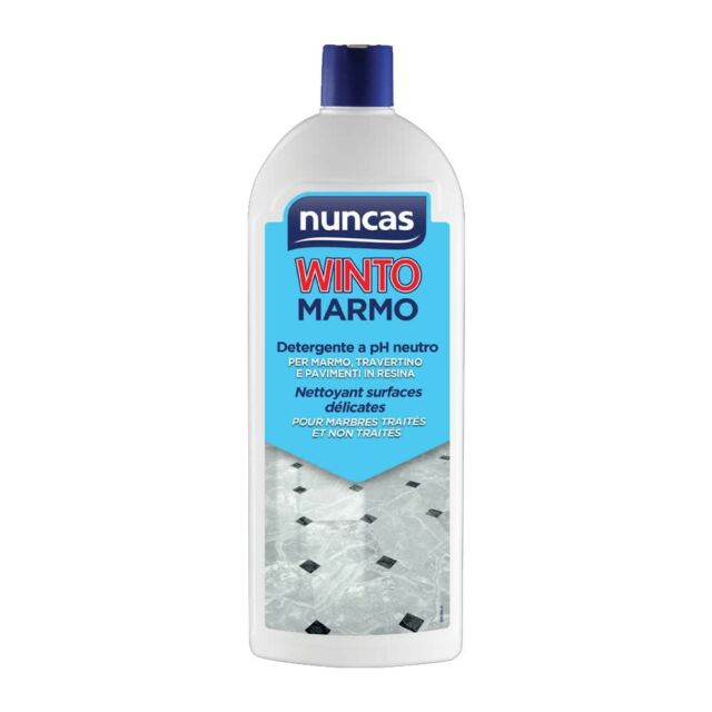 NUNCAS Winto Marmo detergente ph neutro 1000ML