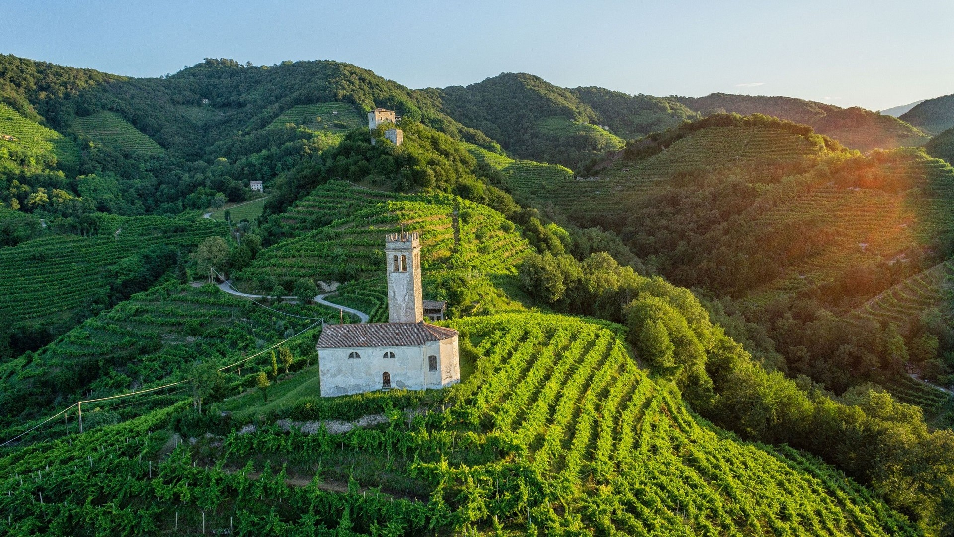 Weekend romantico Prosecco Cycling Experience