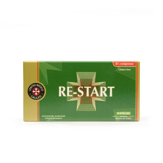 CMG, Re-Start