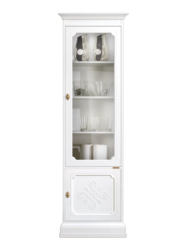 Space saving display cabinet You collection