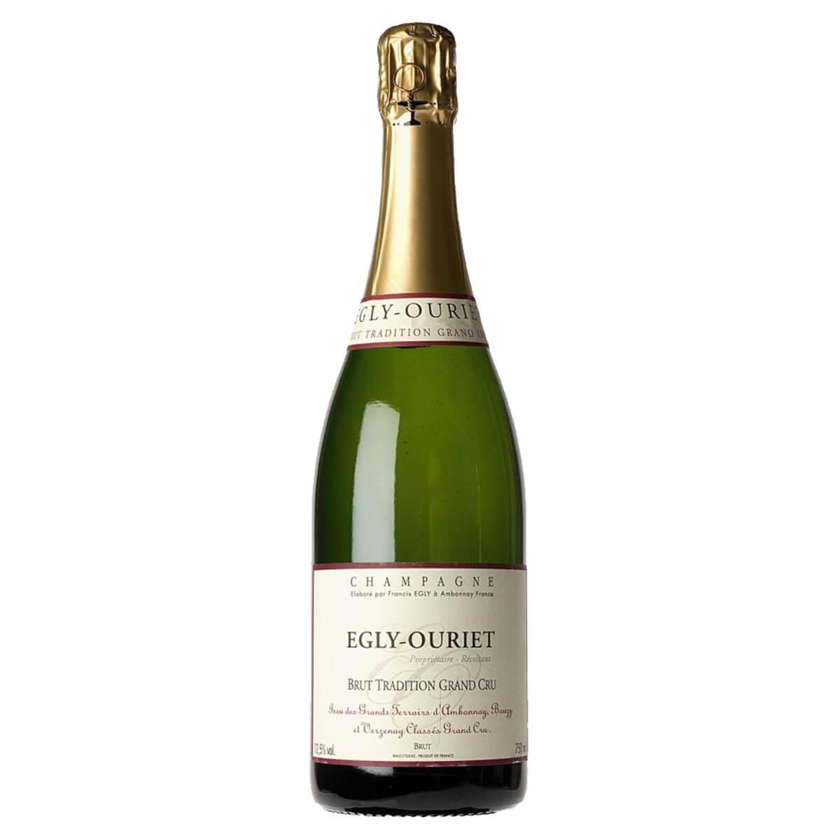 Egly-Ouriet  Champagne Brut Grand Cru