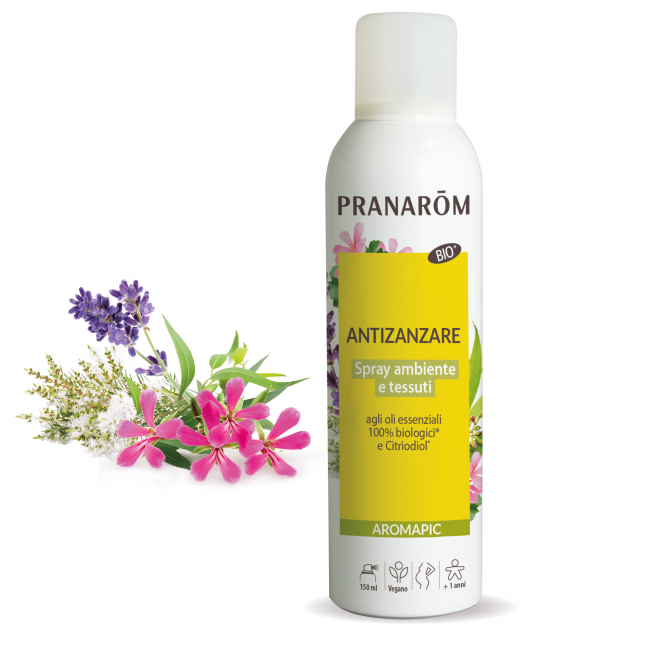 AromaPic Spray Ambiente e Tessuti