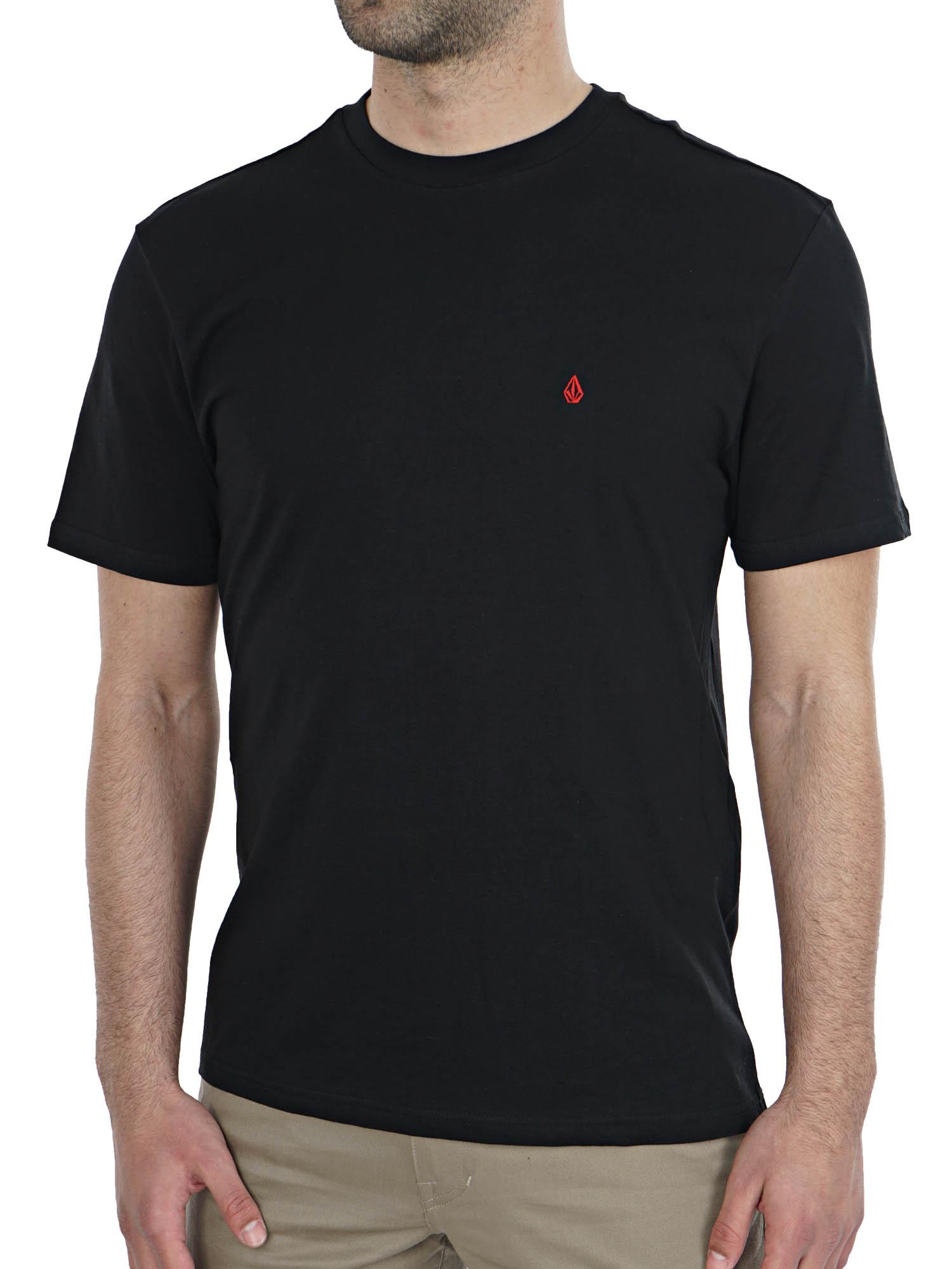 T-Shirt Volcom Stone Blanks Black