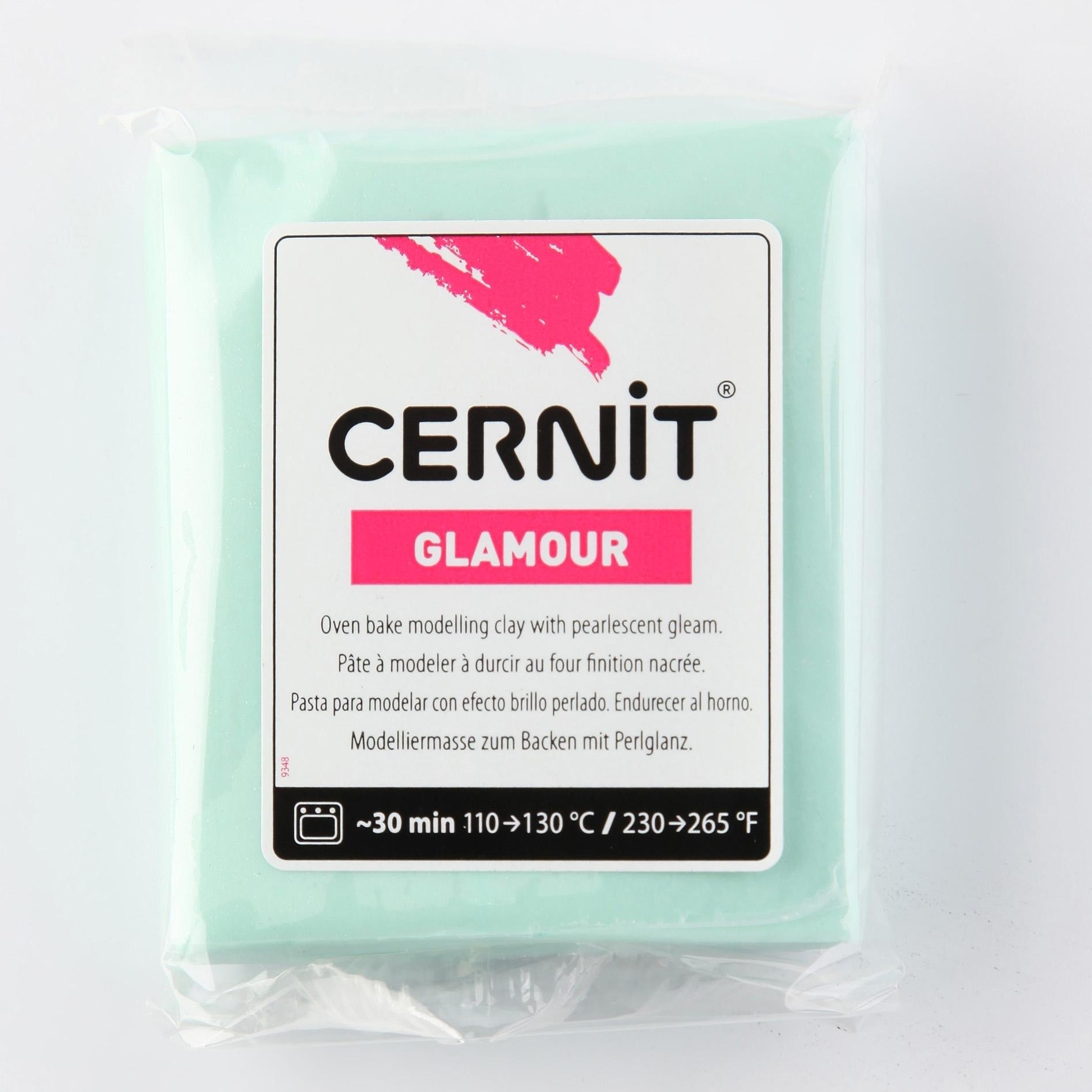 CERNIT GLAMOUR 56 gr VERT CLAIR