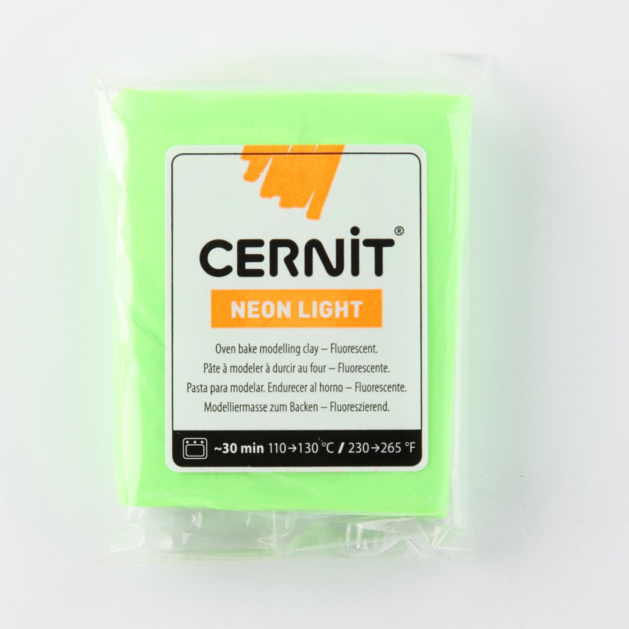 CERNIT NEON 56 gr VERT