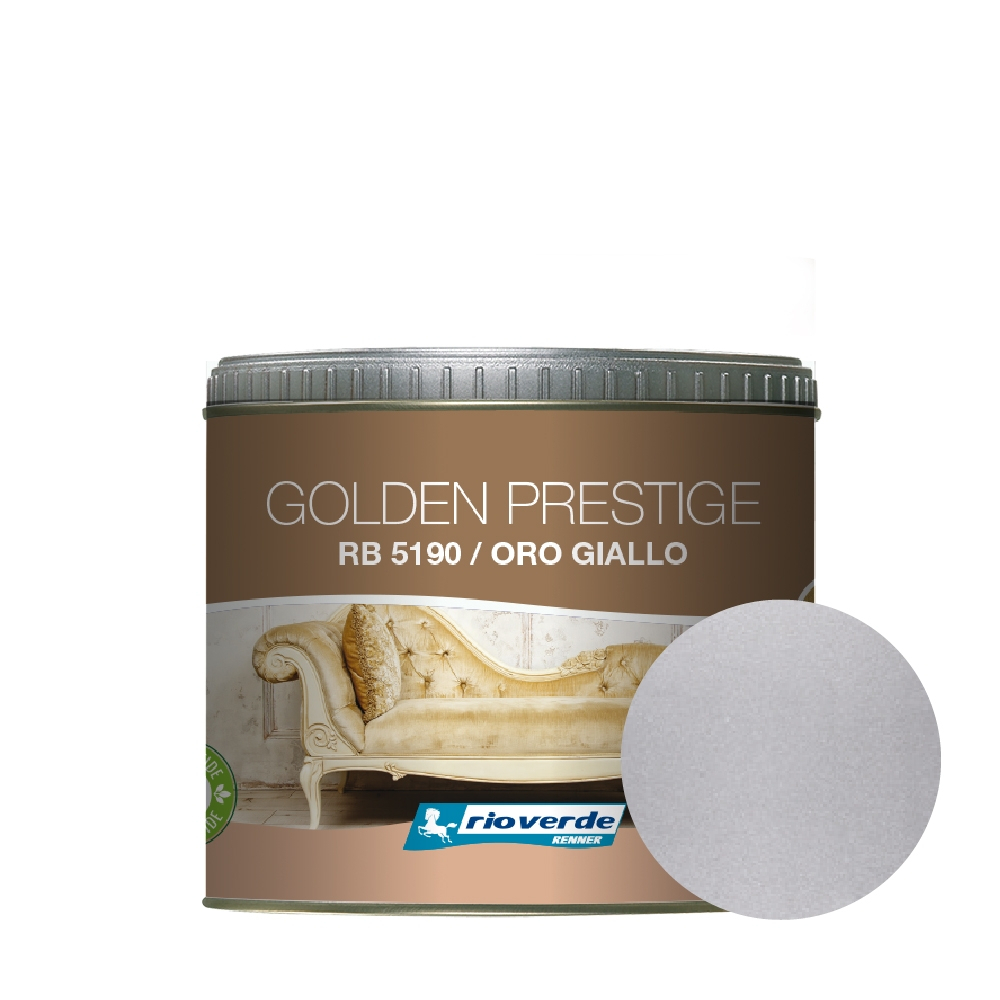 GOLDEN PRESTIGE - ORO BIANCO LT. 0.25