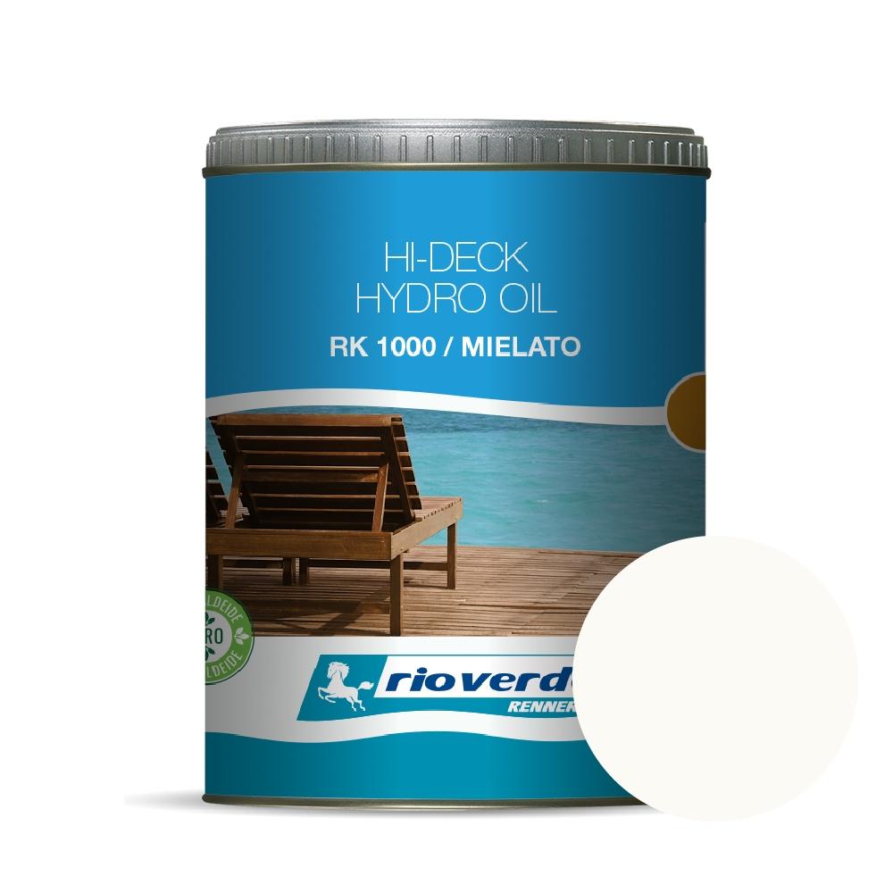 HYDRO-OLIO PER ESTERNO - BIANCO LT. 2.5