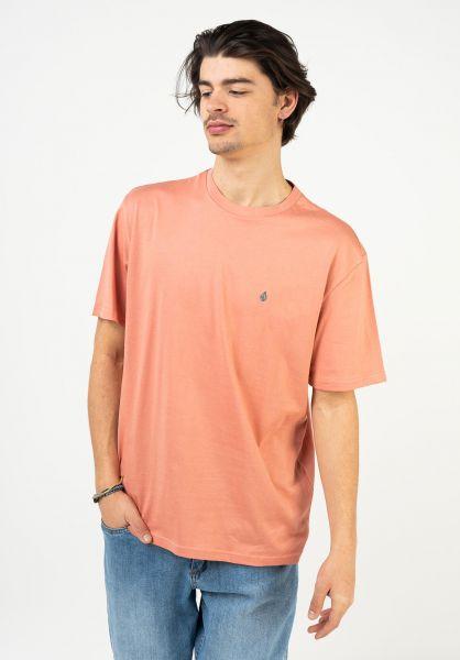 T-Shirt Volcom Stone Blanks Clay Orange