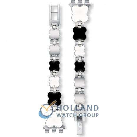 Cinturino Swatch ALK367G Clovercheck