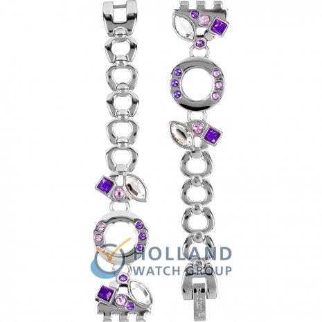 Cinturino Swatch ALK323G Menthol Tone Purple