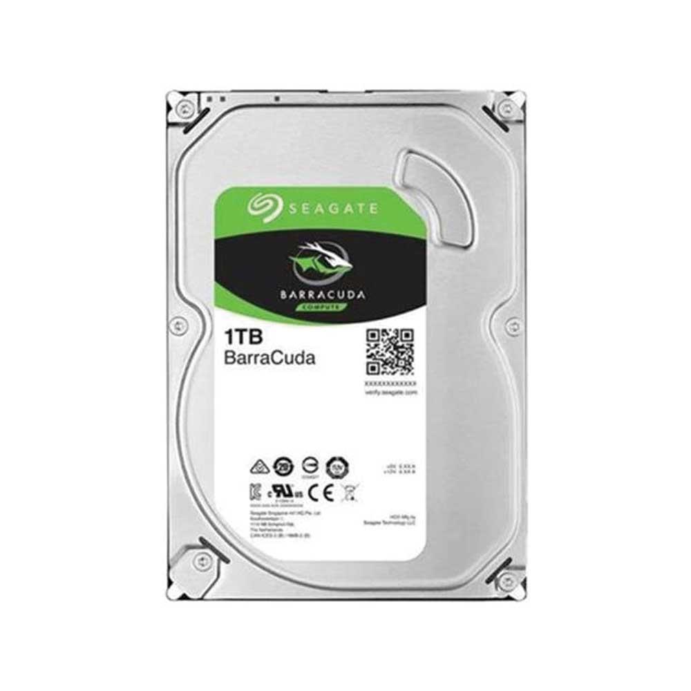SEAGATE HDD BARRACUDA 1TB 3.5 7200RPM SATA3 64MB CACHE