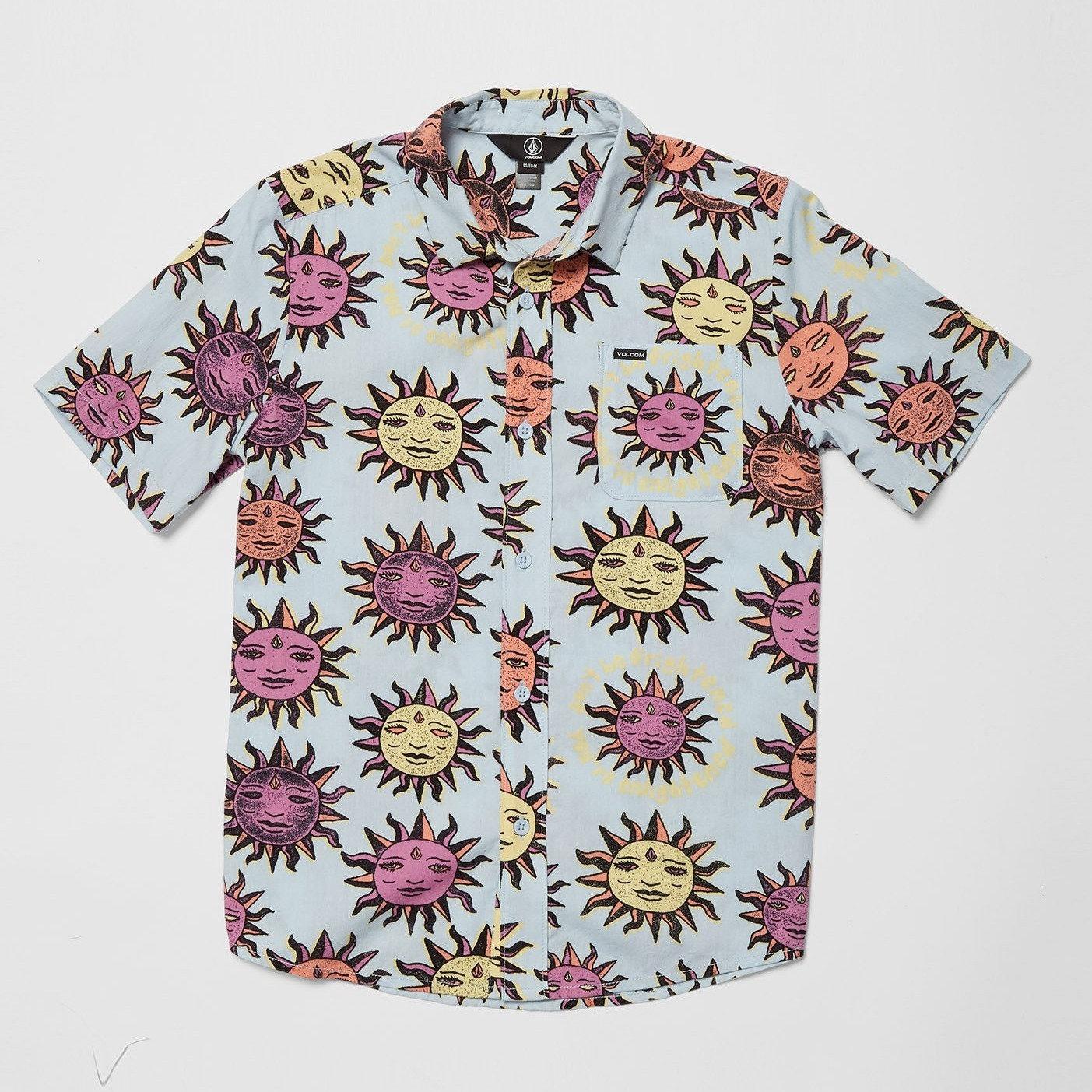 Camicia Volcom Ozzy Sun