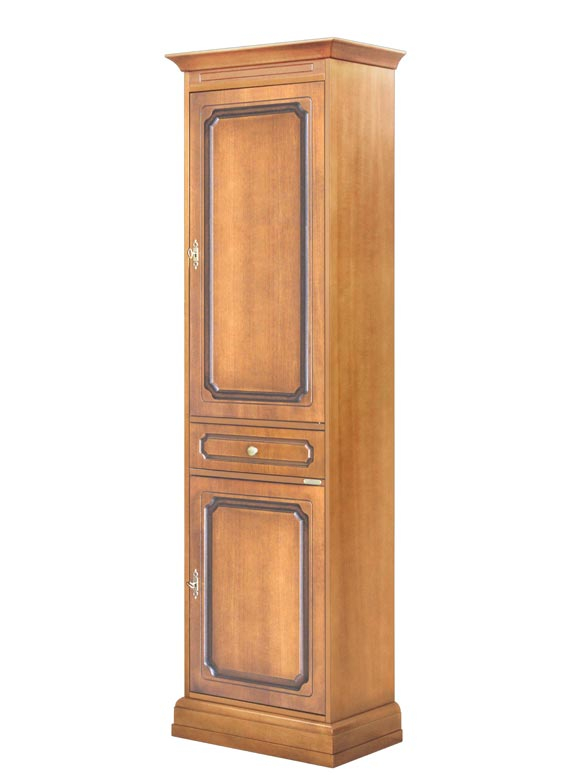 Multifunktionaler Schrank 1 Schublade 2 Türen