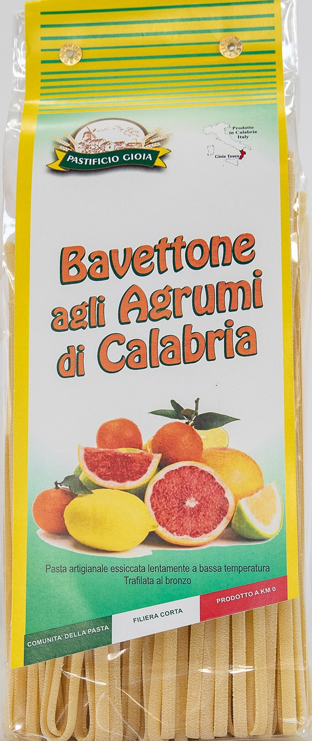 Bavettone Agli Agrumi di Calabria (500 gr)