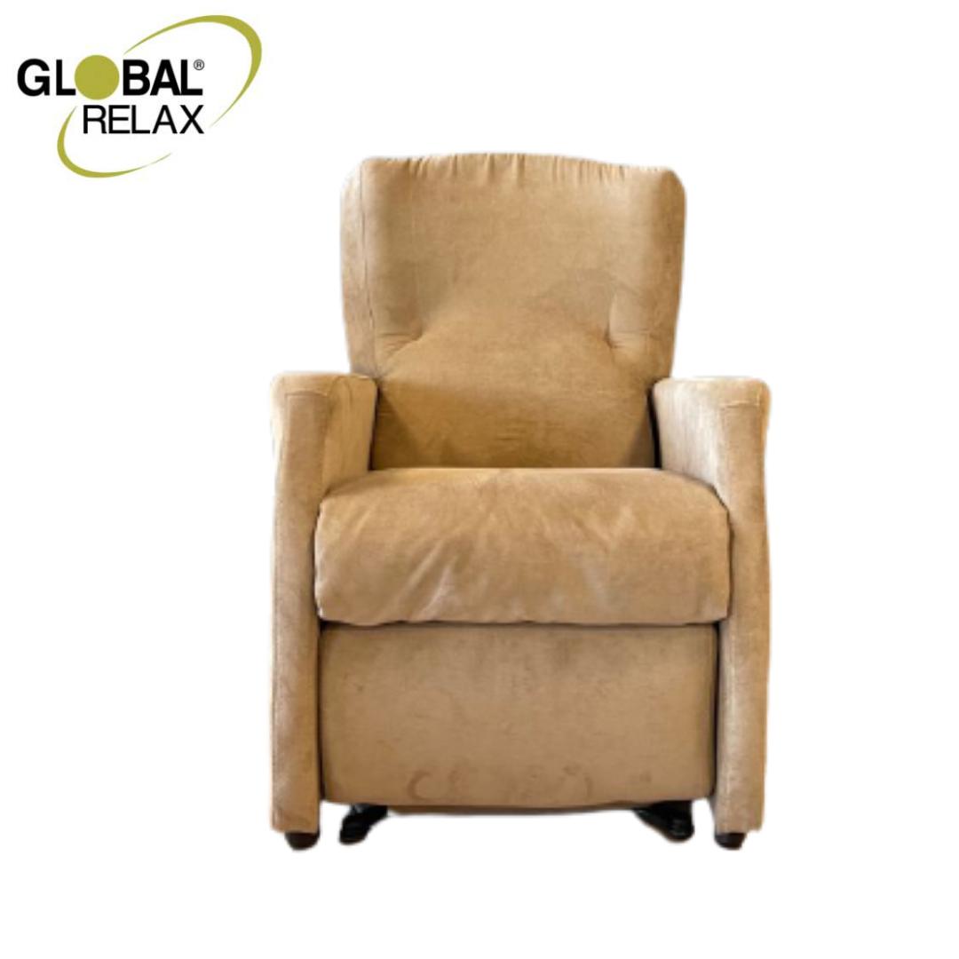 101 MDS - Poltrona relax elettrica alzapersona firmata Global Relax