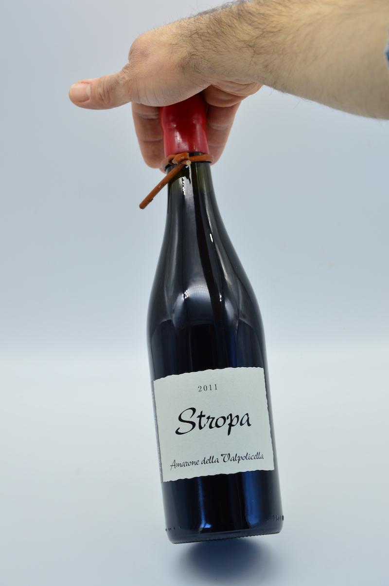 Amarone della Valpolicella Classico docg Stropa - Monte dall'Ora