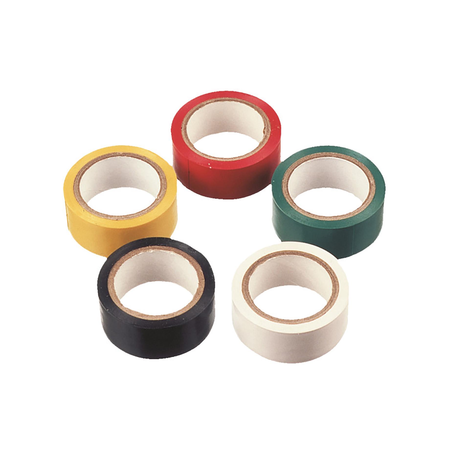 NASTRO IN PVC 19MMx3,5 PZ 5