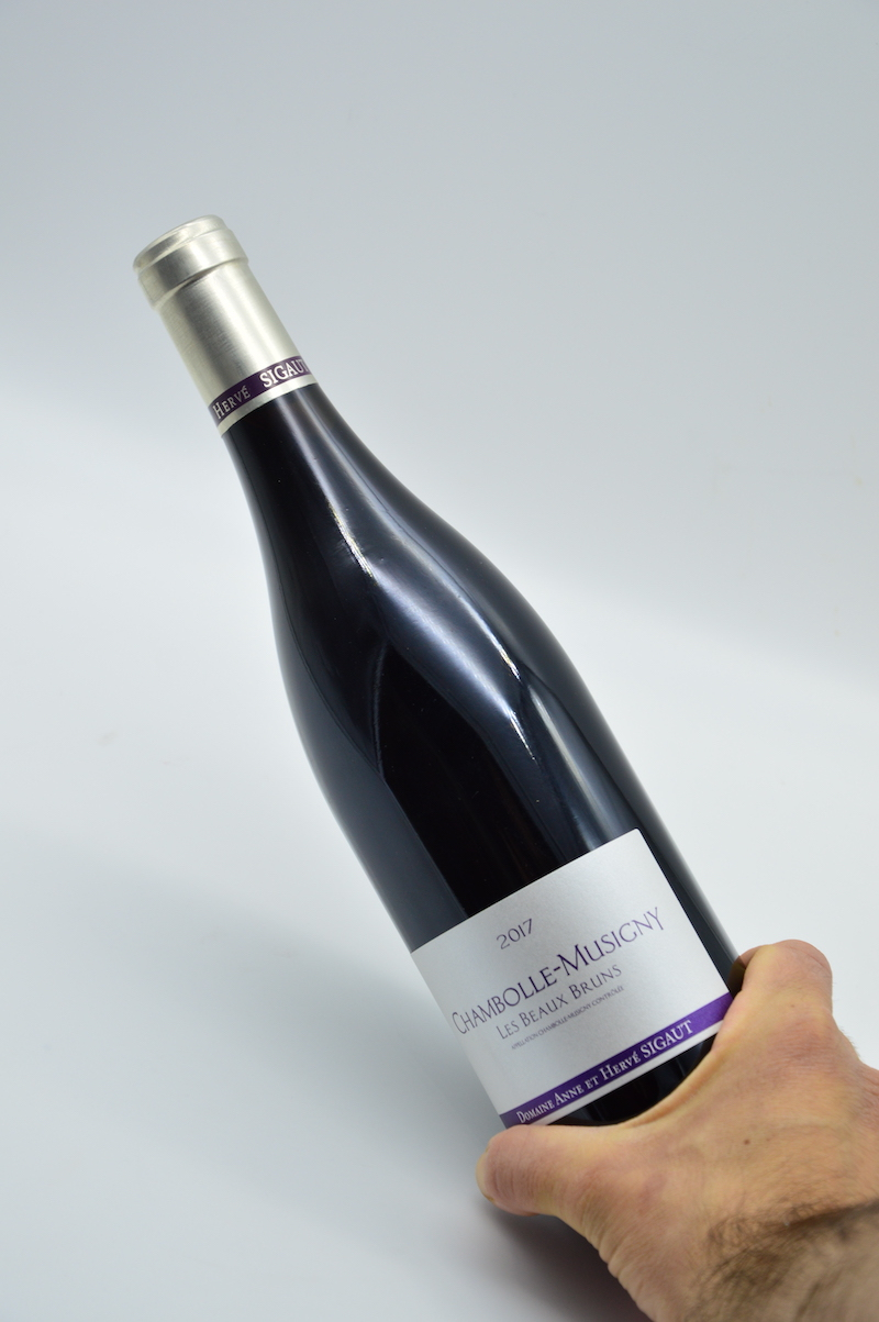 Chambolle Musigny - Les Beaux Bruns - Domaine Sigaut