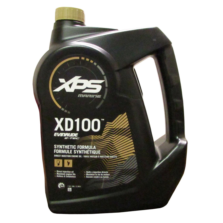 Olio Sintetico XD100 4L - xps