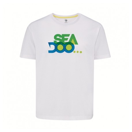 T-Shirt Hyper Uomo Bianco - SeaDoo