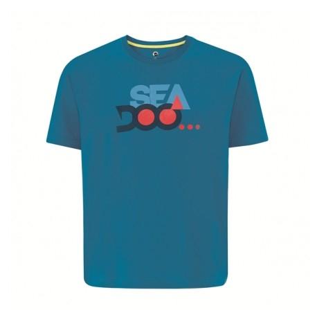 T-Shirt Hyper Uomo Blu - SeaDoo