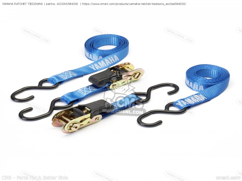 Yama Ratchet Tie-Downs 10