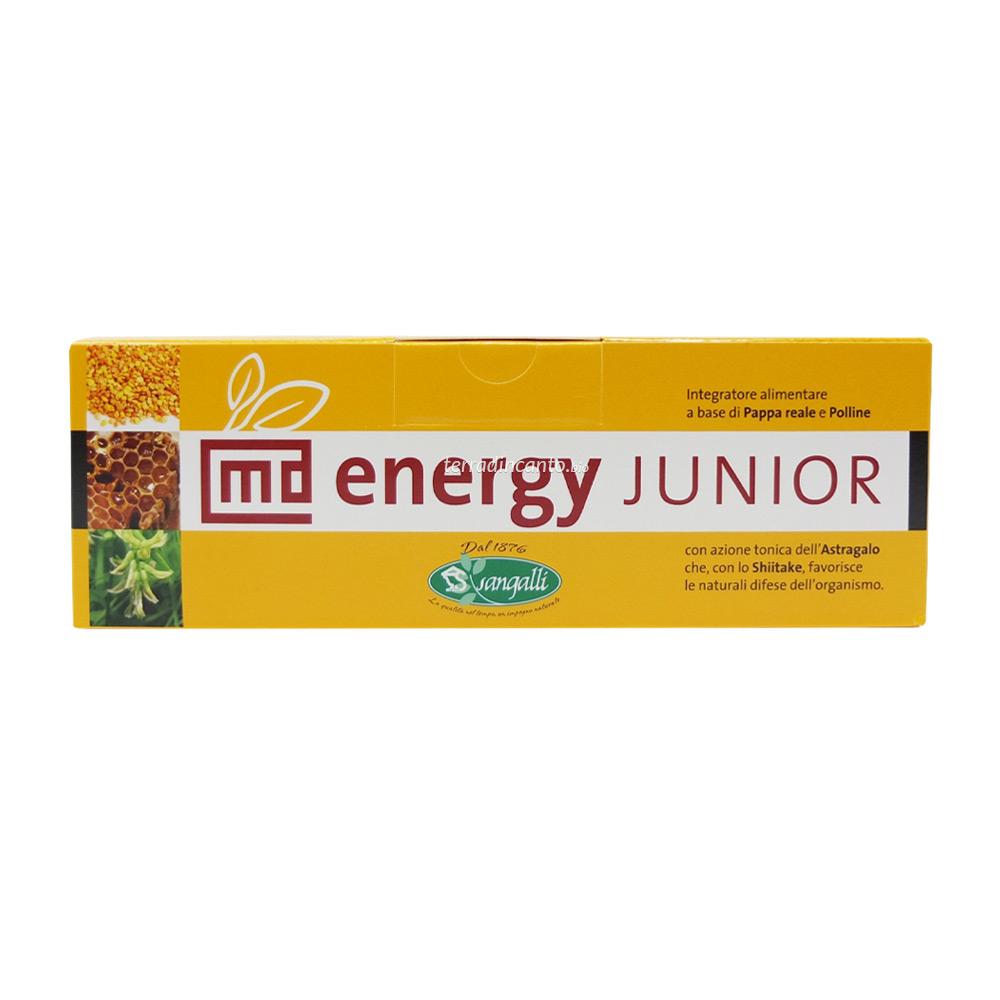 MD ENERGY JUNIOR SANGALLI