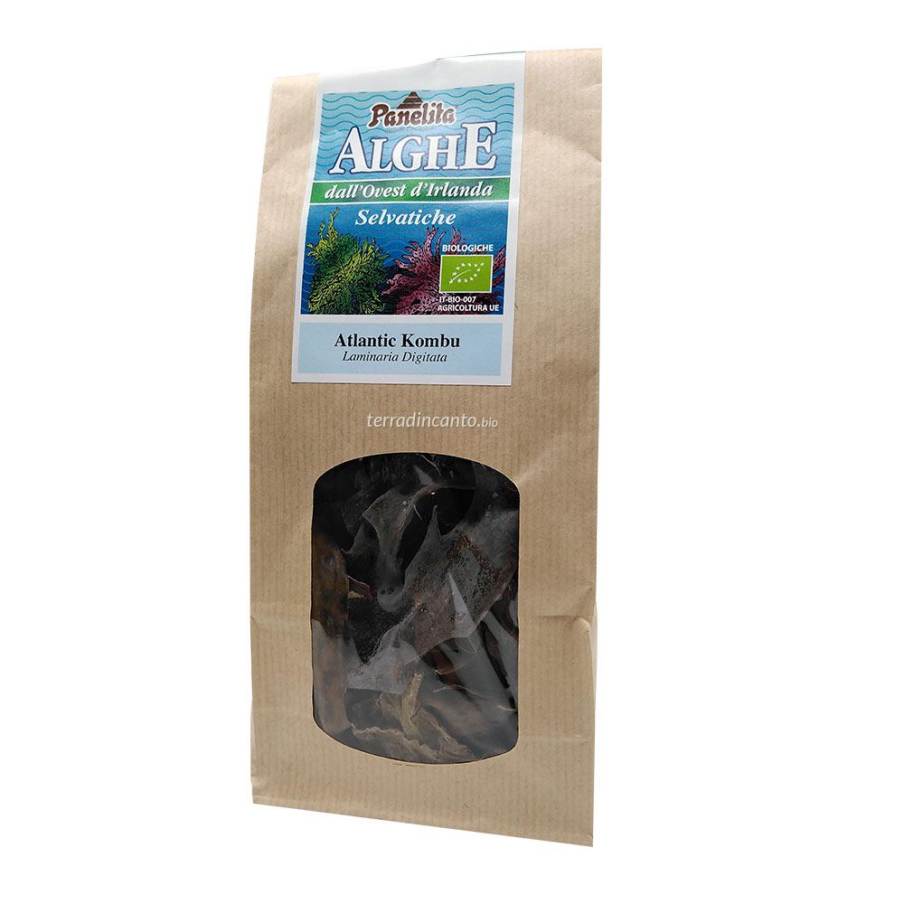 Alghe kombu Selvatiche Irlanda 50 gr