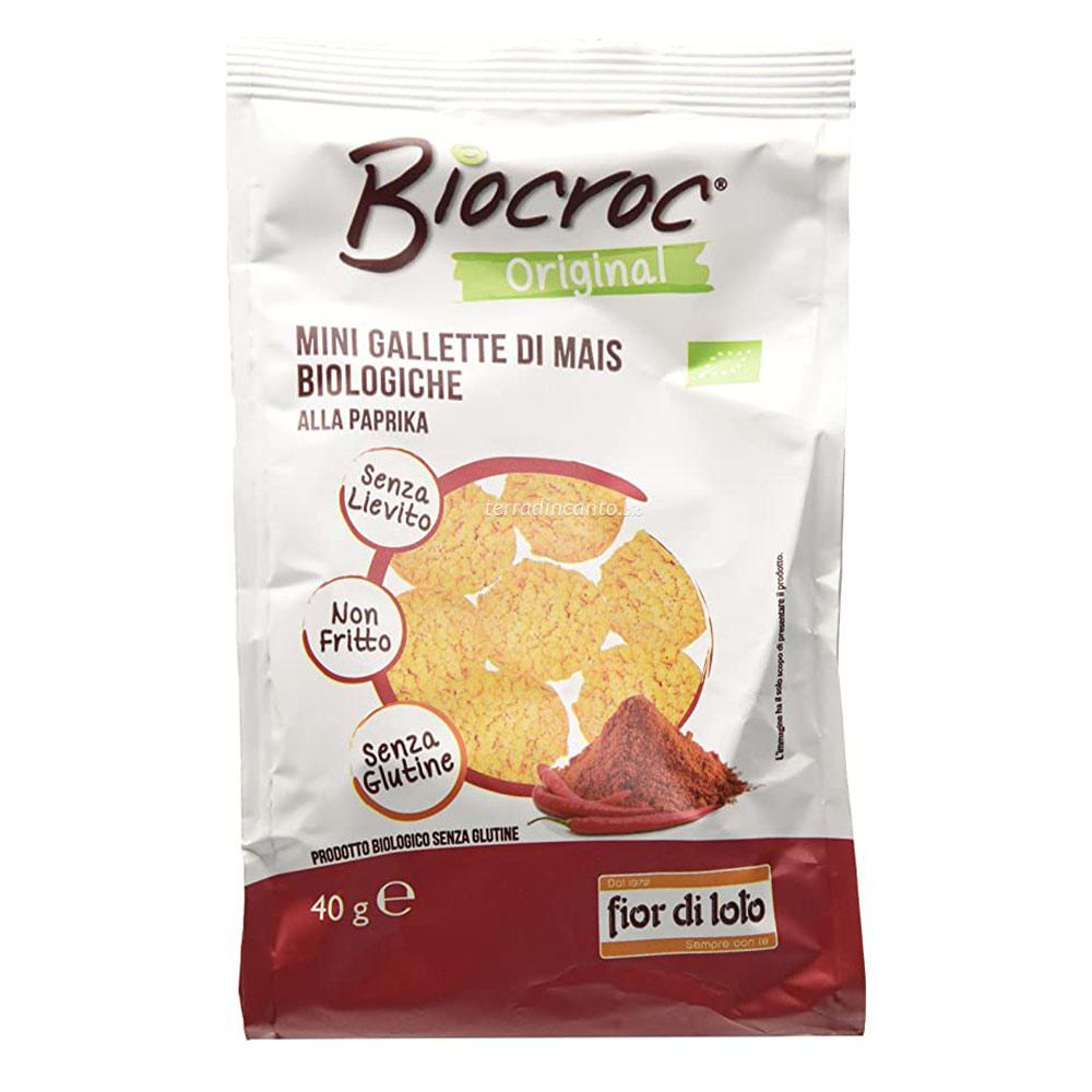 Biocroc alla paprika Biocroc