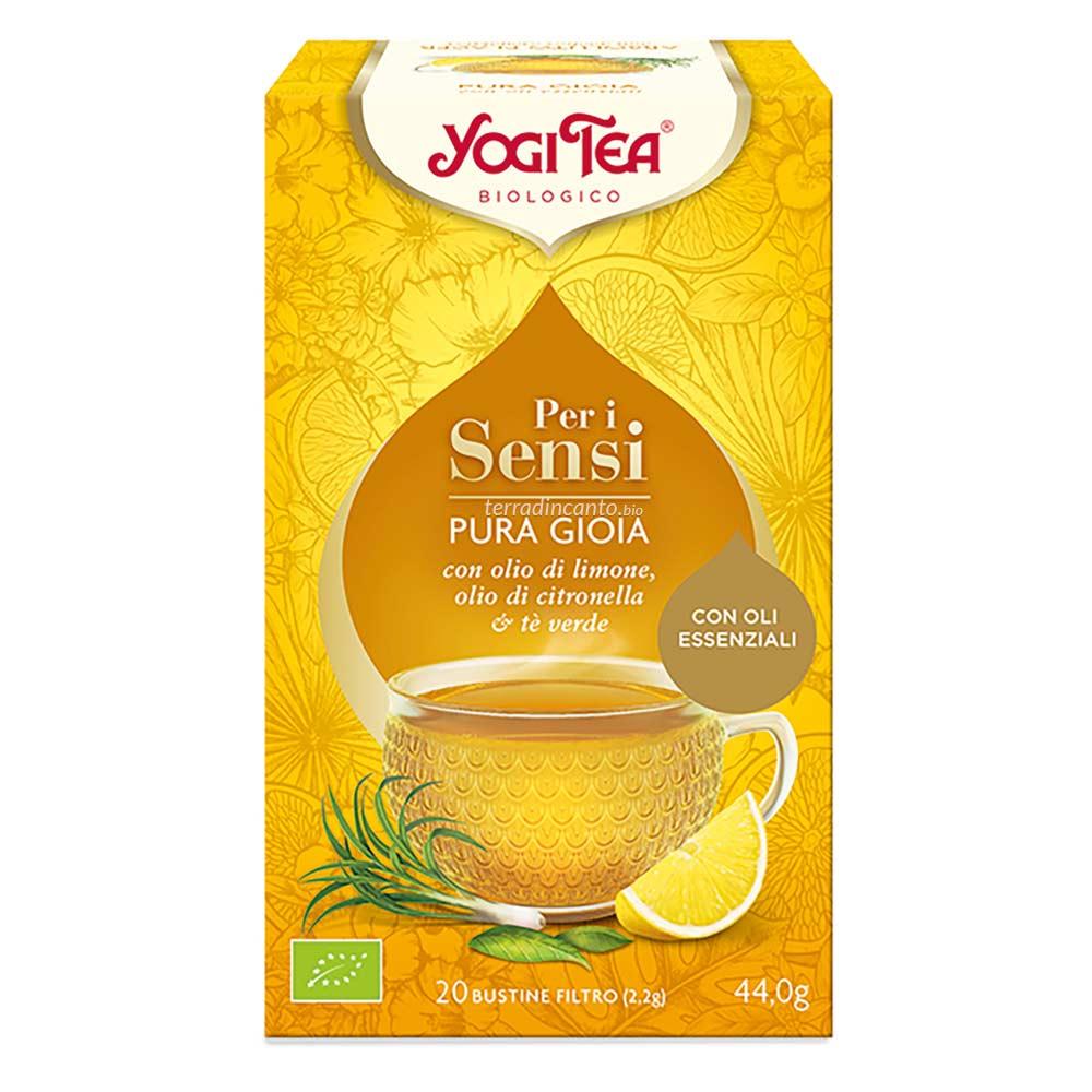 Per i sensi - pura gioia Yogi tea
