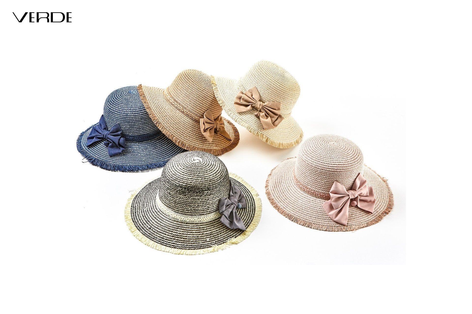 Cappello di paglia donna. Negozio online cappelli