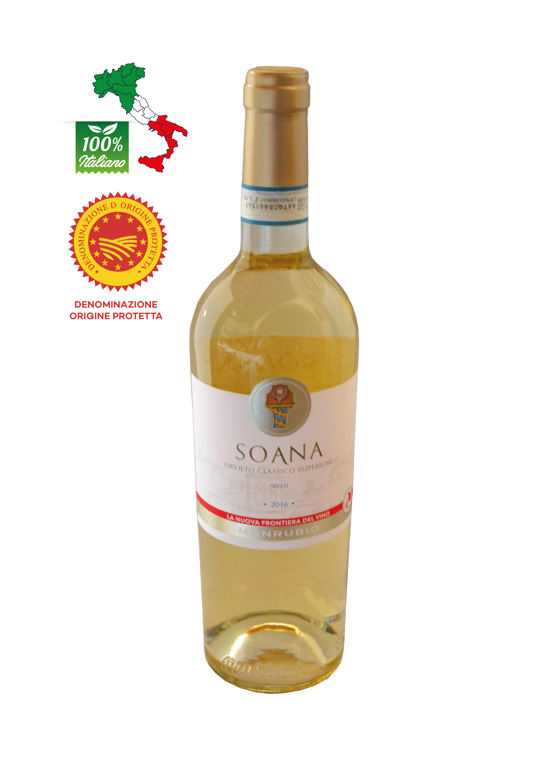 Orvieto DOP Classico Superiore – Secco bottiglia da lt. 0,75
