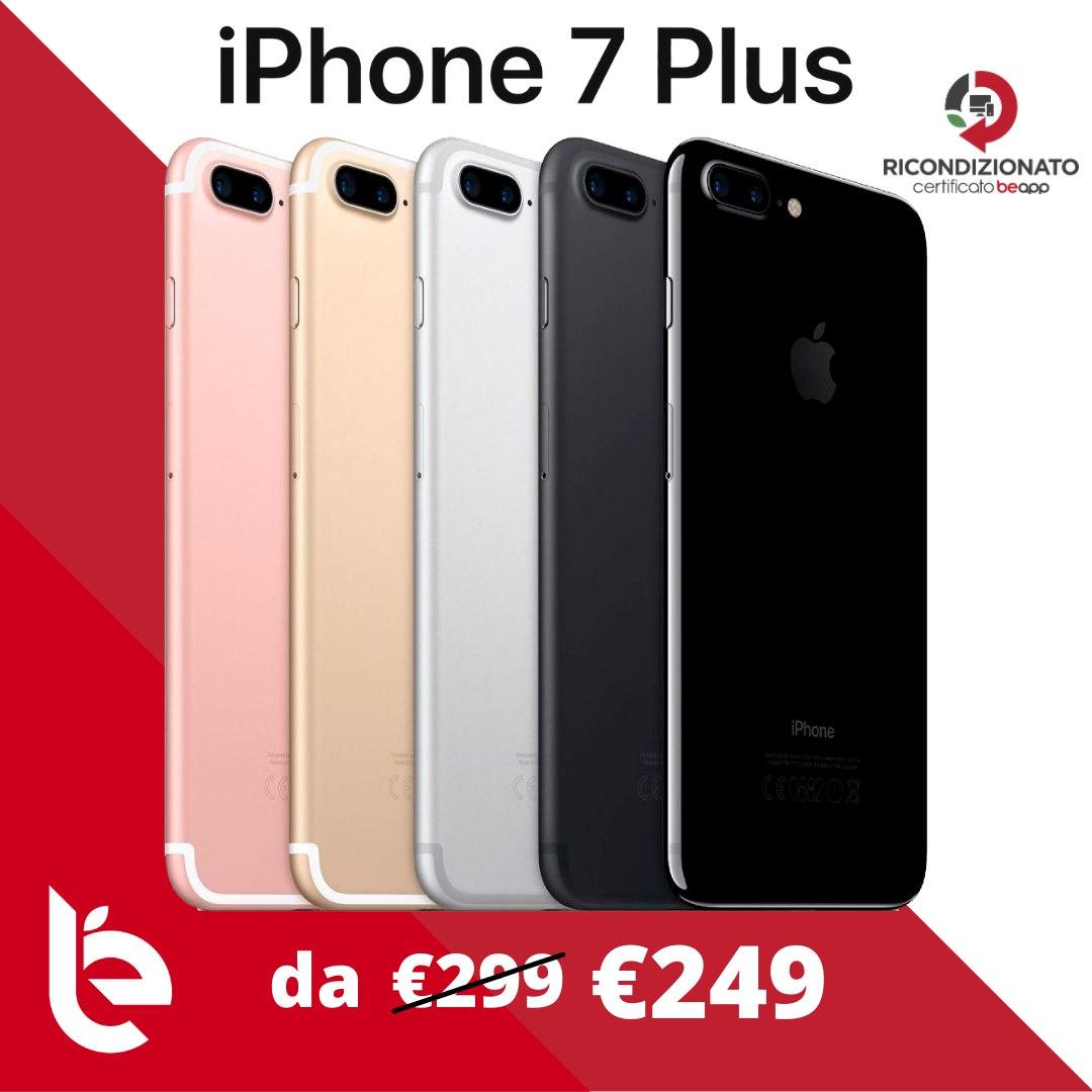 Apple iPhone 7 Plus - (Ricondizionato)