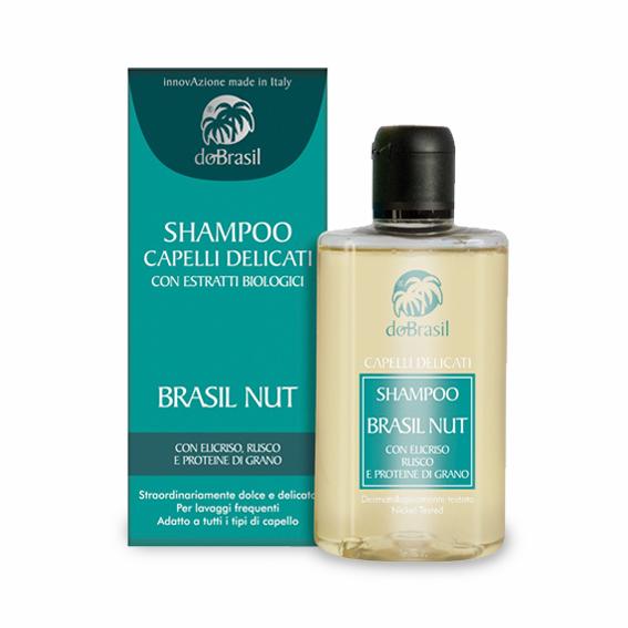 DoBrasil, Shampoo delicato brasil nut 200ml
