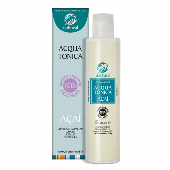 DoBrasil, Acqua Tonica Antietà Açai 200 ml