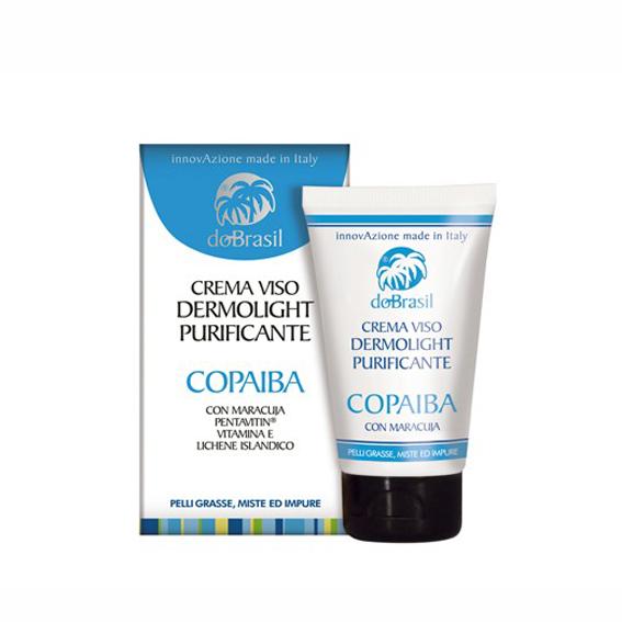 DoBrasil, Crema viso dermolight purificante 50 ml