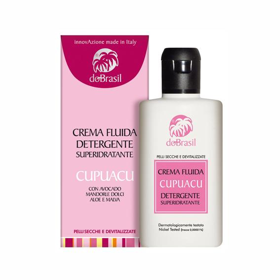DoBrasil, Crema fluida detergente superidratante cupuacu
